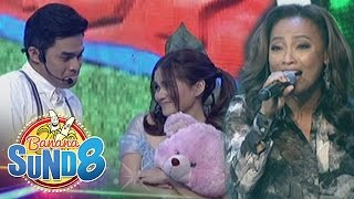 "Video Banana Sund8: McLisse and Jaya join ""Baby Luv"" download MP3, 3GP, MP4, WEBM, AVI, FLV Januari 2018"