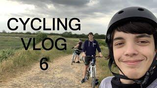 CYCLING VLOG 6: Socially Distanced Edition
