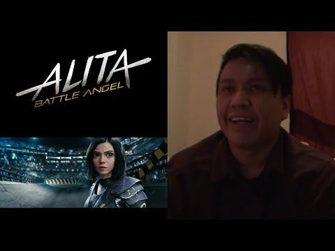 ALITA BATTLE ANGEL   Battle Ready Official Trailer Reaction   20th Century FOX HD