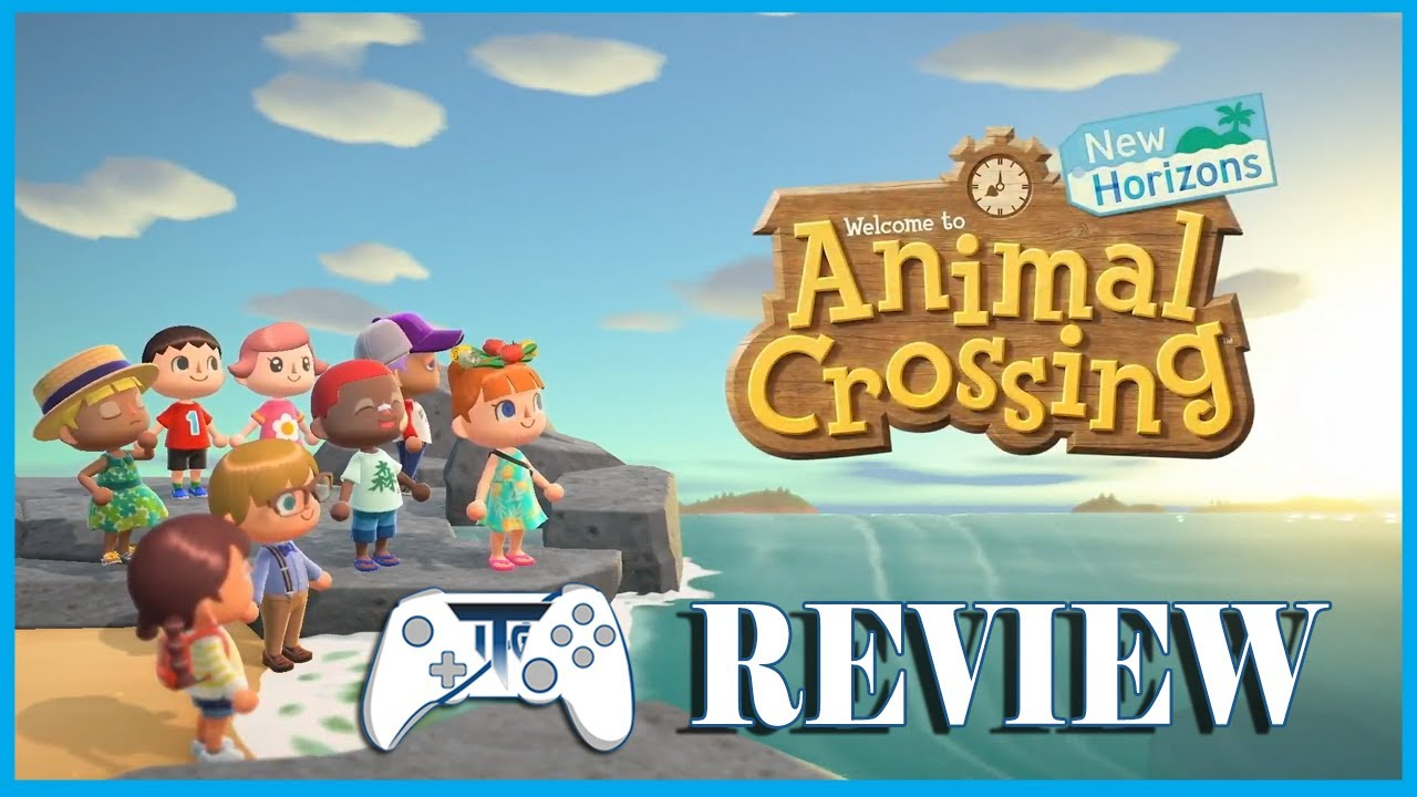 Animal Crossing New Horizons Review - Building a Community (Video Game Video Review)