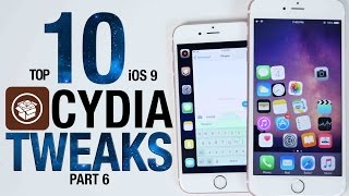 Download Top 10 iOS 9 Cydia Tweaks Part 6! Mp3 and Videos