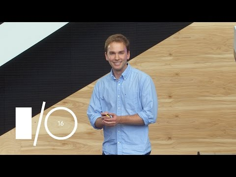 Polymer and Progressive Web Apps: Building on the modern web - Google I/O 2016