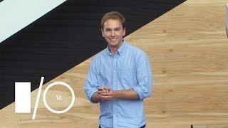 Polymer and Progressive Web Apps: Building on the modern web - Google I/O 2016
