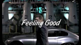 Michael Buble - Feeling good (Lyrics)