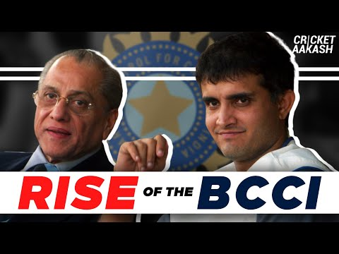The RISE & RISE of the BCCI | How did INDIA get so powerful? | CricketAakash