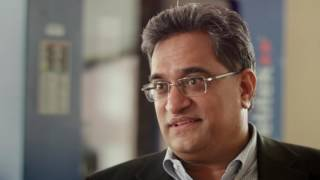 Faculty research video: R.S. Sreenivas
