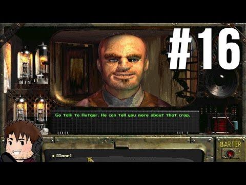Let's Play Fallout 1 Part 16 - Sacrifice