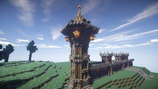 Как построить Замок в Minecraft |ЧАСТЬ 2| [Средневековье](И сегодня я решил начать цикл видео по постройке красивого замка в майнкрафт. Во второй серии и я подробно..., 2015-03-06T13:51:32.000Z)