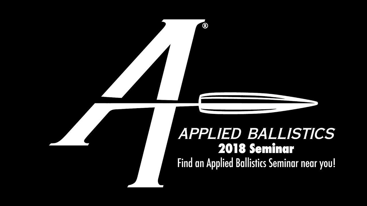 Applied Ballistics « Daily Bulletin
