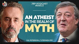 An Atheist in the Realm of Myth | Stephen Fry - Jordan B Peterson Podcast - S4 E22