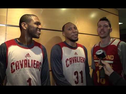 LeBron's teammates, kids roast him on his 30th birthday