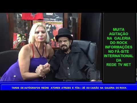 :::::::  ZÉ  DO CAIXÃO::::REDE  TV  NET:::::LUIZ  ALVES  NA  TV::::::::::