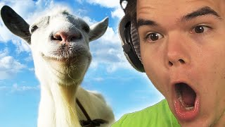 BEST. SIMULATOR. EVER. (Goat Simulator)
