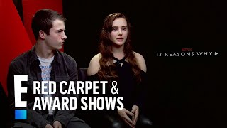 """13 Reasons Why"" Stars Talk New Netflix Series 