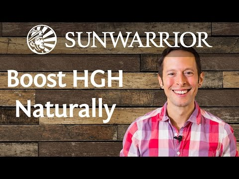 How to Boost HGH Naturally | Jason Wrobel