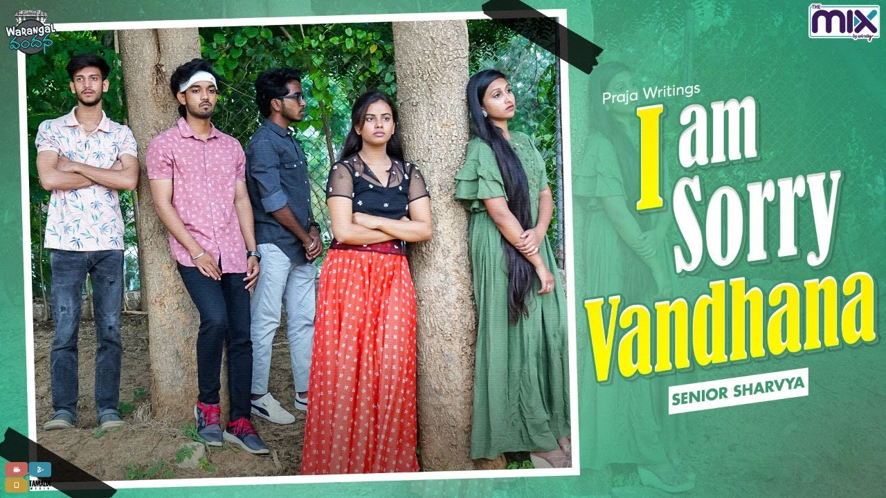 Download I am sorry Vandhana    Warangal Vandhana    The Mix By Wirally    Tamada Media