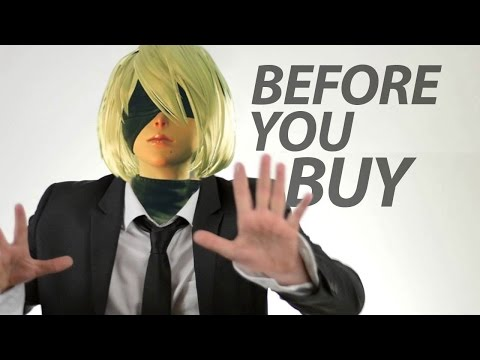 Nier: Automata - Before You Buy