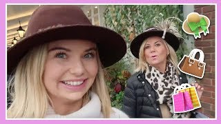A DAY IN THE LIFE OF TOFF...shopping and dinner! | GEORGIA TOFFOLO