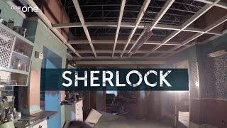 Timelapse: Building 221B Baker Street - Sherlock: Series 4 - BBC One