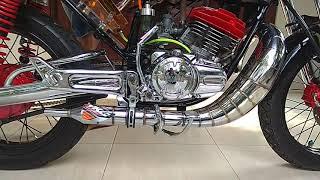 Knalpot RX King Lobster Suara Super Garing,  Info Pemesanan WA 085802453332