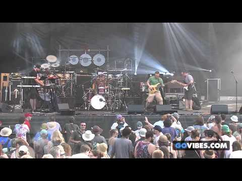 """Cosmic Dust Bunnies perform """"Scofflaw"""" at Gathering of the Vibes Music Festival 2014"""