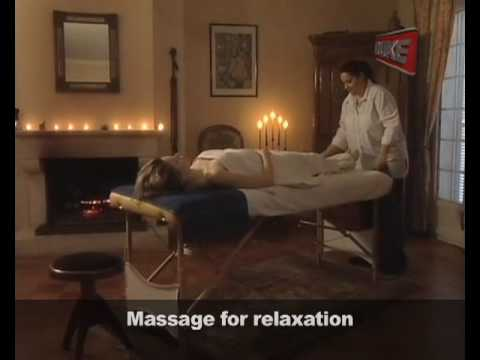 Massage for Relaxation - Health & Fitness Programmes