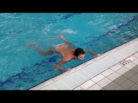 Water Polo Training Drill
