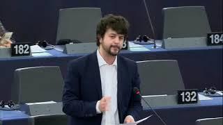 Intervento in aula di Brando Benifei sulla posizione del Parlamento europeo sulla conferenza sul futuro dell'Europa