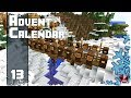 Minecraft Timelapse Advent Calendar - 13 - BRIDGE BUILDING!