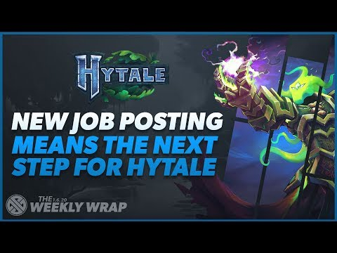 Job Postings and Champions of Hytale Unveiled | Hytale Weekly Wrap