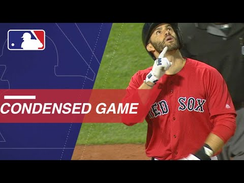 Condensed Game: SEA@BOS - 6/22/18
