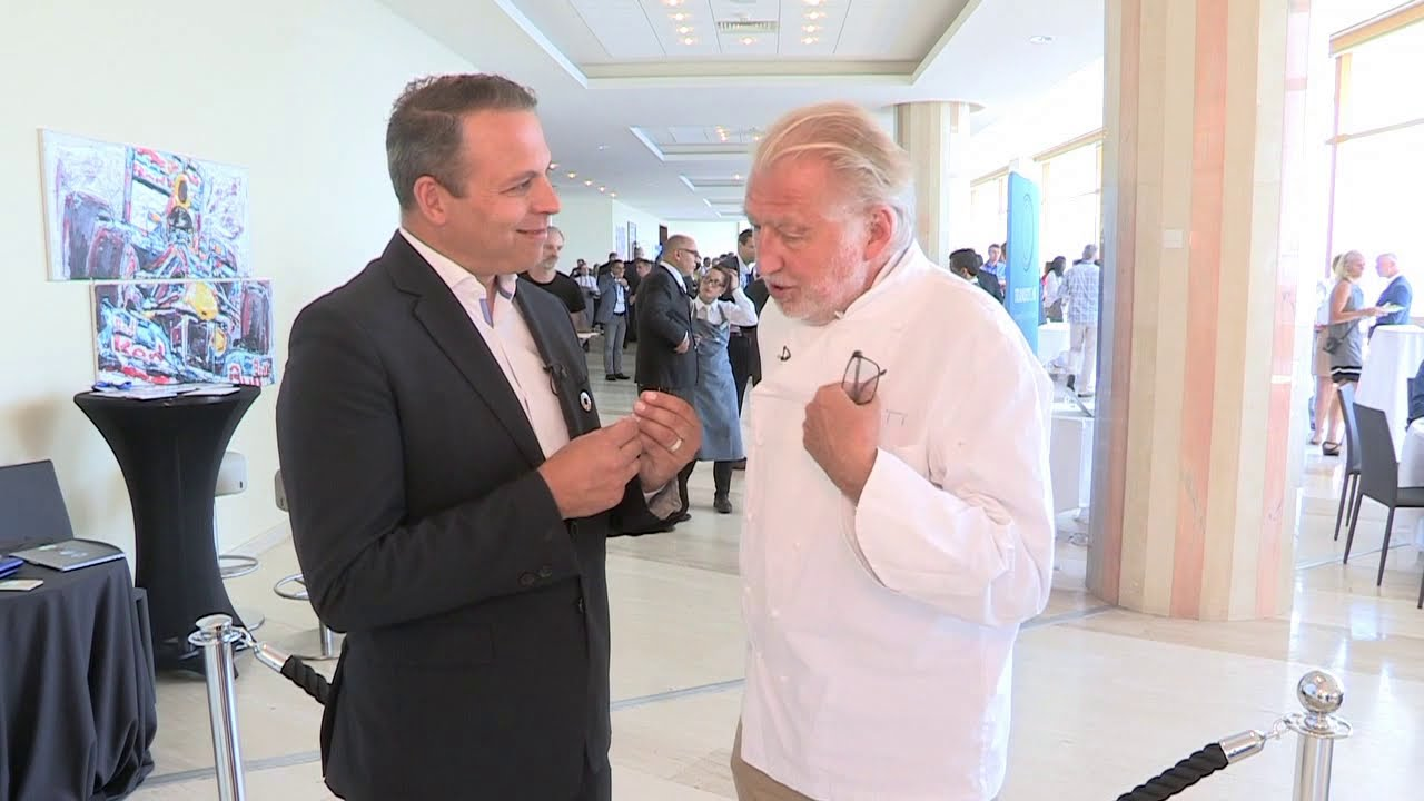 Hub Culture at the Transition Forum 2019 | Pierre Gagnaire