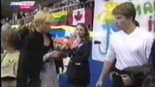 2000 Чемпионат мира А Ягудин Backstage 2