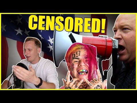 CENSORED! Alex Jones and InfoWars Are Just The Start