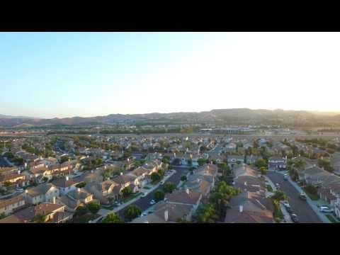 Chino Hills, California -- Drone Demo