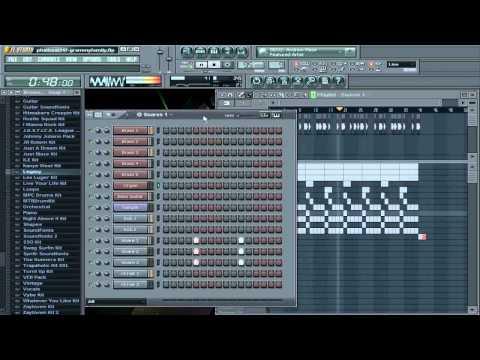 Grammy Family (Instrumental Remake) - Consequence Ft. DJ Khaled, Kanye West & John Legend
