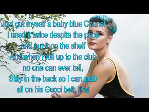 Halsey - I'm The One / Lyrics | DJ Khaled ft. Justin Bieber