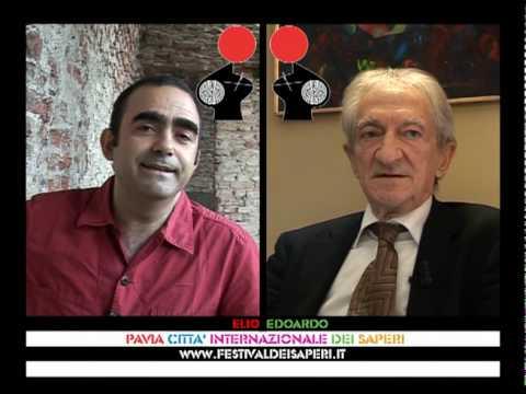 Sanguineti Edoardo - Elio e le storie tese - Intervista doppia