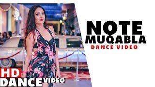 Note Muqabla (Dance Video)   Deep Brar   Goldy Desi Crew Ft Gurlej Akhtar   New Songs 2019