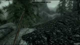 Let's Play Skyrim [No commentary & Roleplay] - Chapter 2