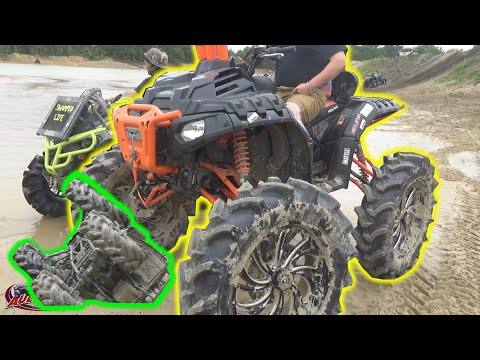 BUSCO BEACH MUD BASH ..... HITTING A FEW TRAILS AND MORE PLAYING AROUND PT 7