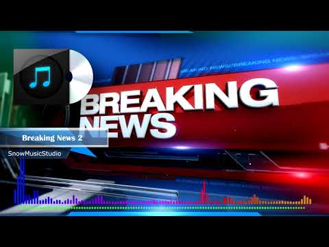 Download Background Music For News Intro Breaking News News Sound