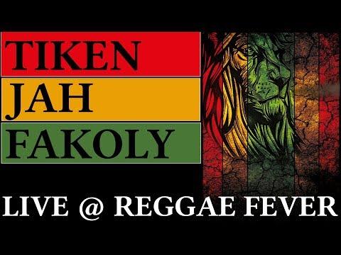 Tiken Jah Fakoly Live @ Reggae Fever 2017 Tivoli  Utrecht