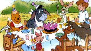Happy Birthday From Eeyore