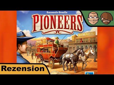Pioneers - Brettspiel - Review