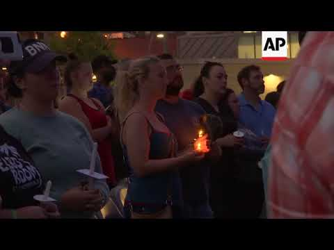 Keith Urban, Vince Gill, Amy Grant, Alison Kraus hold vigil in Nashville for Las Vegas shooting vict