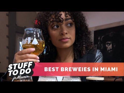 Best Breweries In Miami