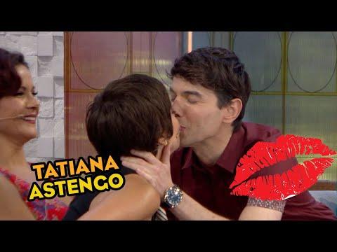 ¡Mónica Sánchez Y Tatiana Astengo Visitan El Set De Cinescape!