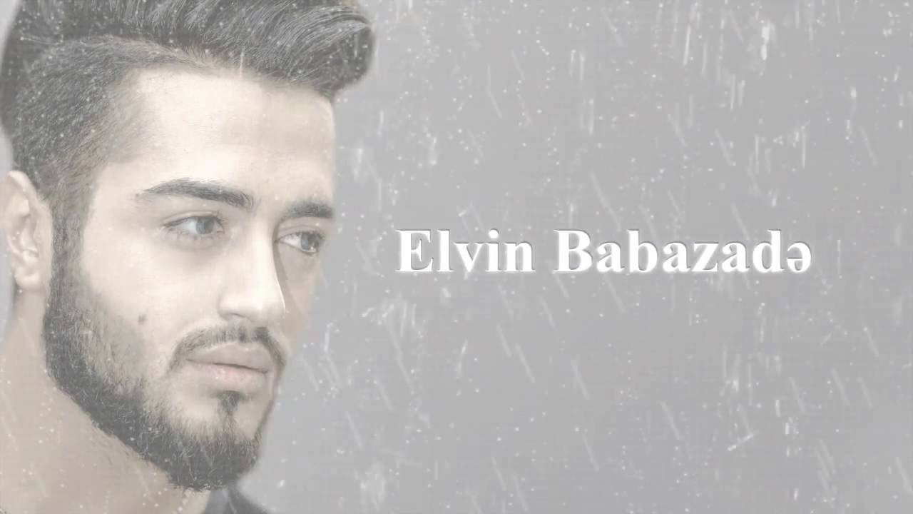 Elvin Babazade Duy Vicdanini Official Music Video By Elvin Babazade