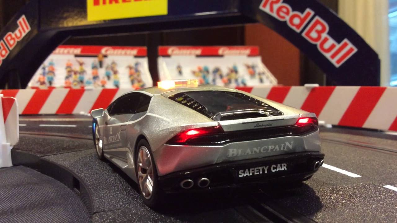 Carrera Digital 132 30746 Lamborghini Huracán LP 610-4 SAFETY CAR
